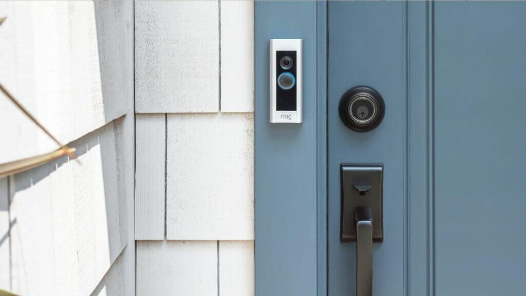 ring video deurbel pro aanbieding
