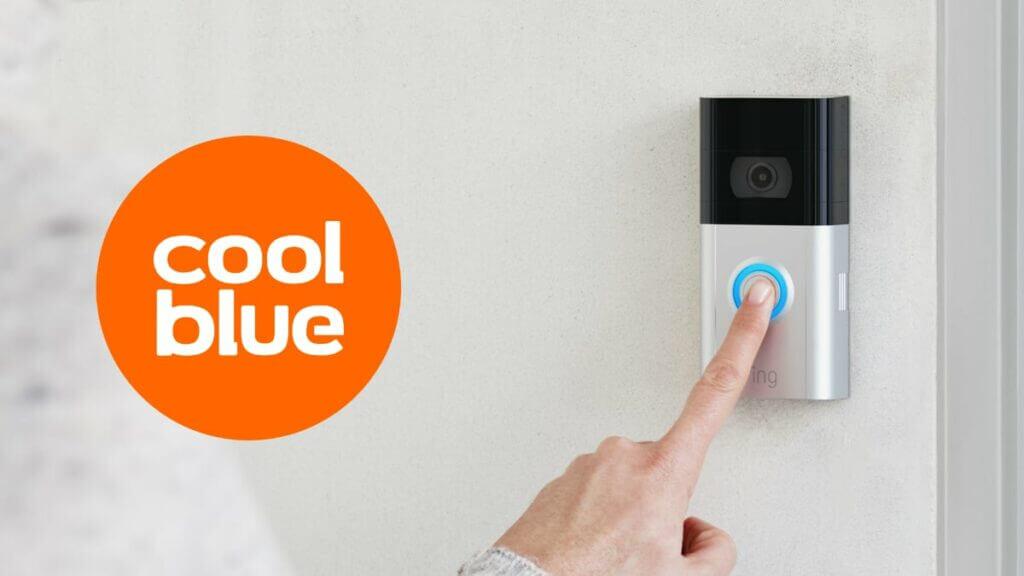 Coolblue Ring deurbel aanbieding