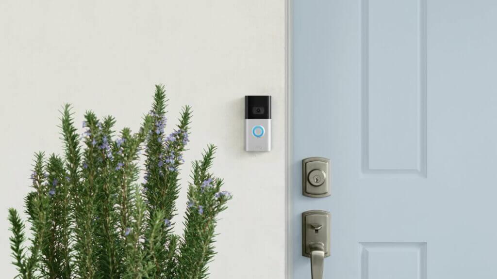 Beste ring deurbel alternatief